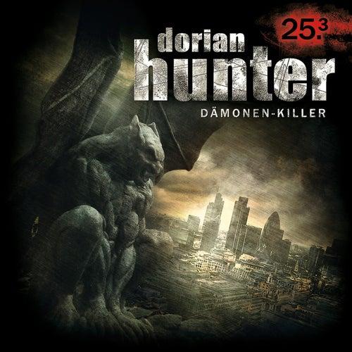 25.3: Die Masken des Dr. Faustus - Fastnacht von Dorian Hunter