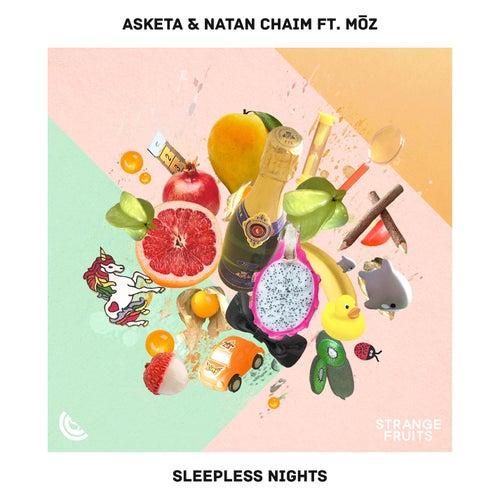 Sleepless Nights (feat. MŌZ) by Asketa