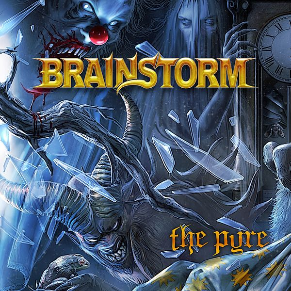 The Pyre by Brainstorm : Napster