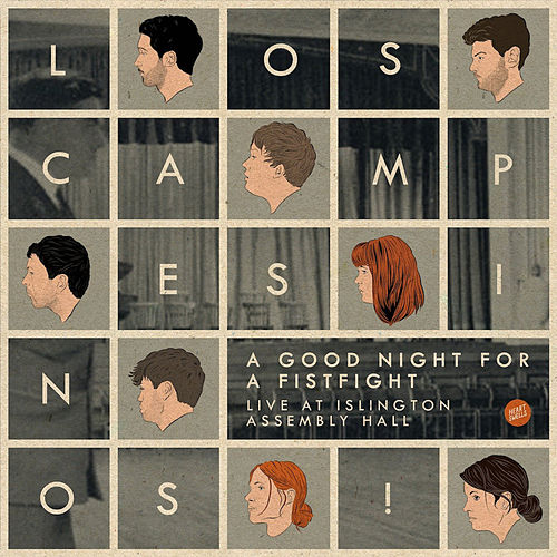 A Good Night for a Fistfight (Live at Islington Assembly Hall) by Los Campesinos!