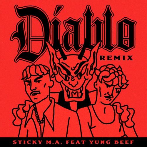 Diablo (Remix) de Sticky M.A.