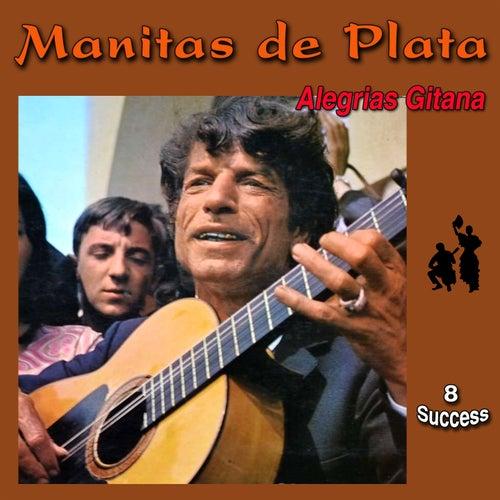 Alegrias Gitana (8 Sucess) de Manitas de Plata