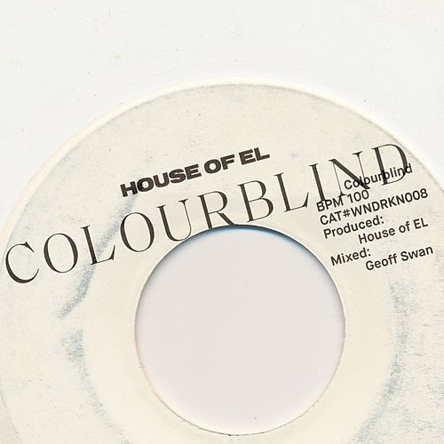 Colourblind by House of EL
