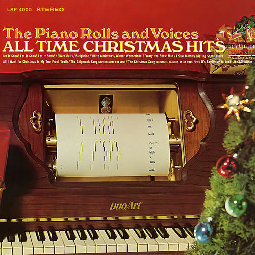 All Time Christmas Hits de The Piano Rolls and Voices