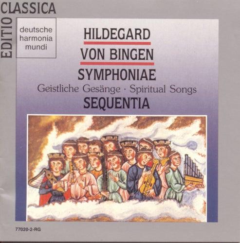 Hildegard von Bingen: Spiritual Songs von Hildegard von Bingen