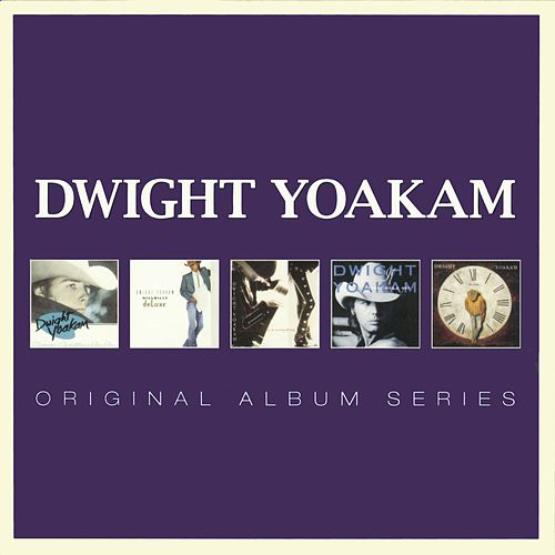 Original Album Series von Dwight Yoakam