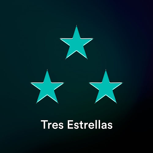 Tres Estrellas de Various Artists