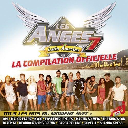 Les Anges 7 – La compilation officielle de Various Artists