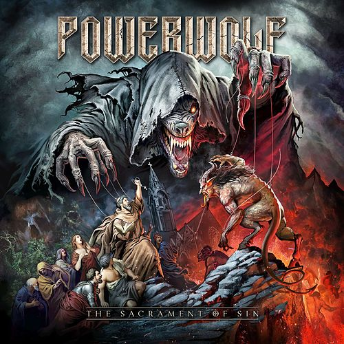 The Sacrament Of Sin by Powerwolf