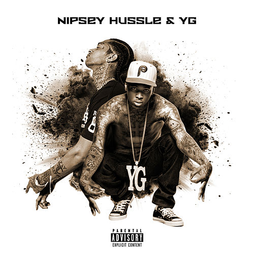Nippes Hussle & YG di Nipsey Hussle