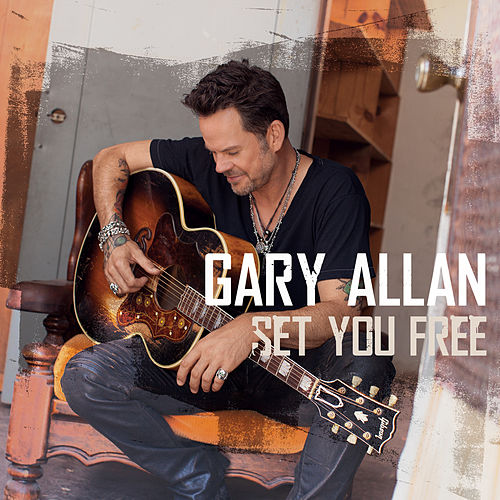 Muve Sessions: Set You Free by Gary Allan