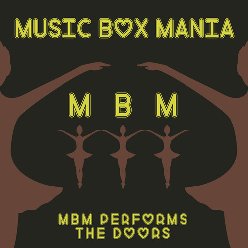 Music Box Versions of The Doors de Music Box Mania