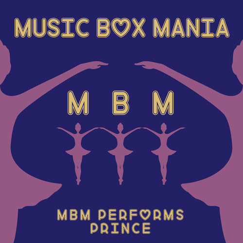 Music Box Versions of Prince de Music Box Mania