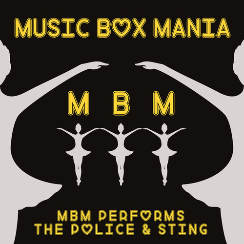 Music Box Versions of The Police & Sting by Music Box Mania