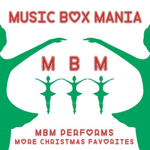 More Christmas Hits von Music Box Mania