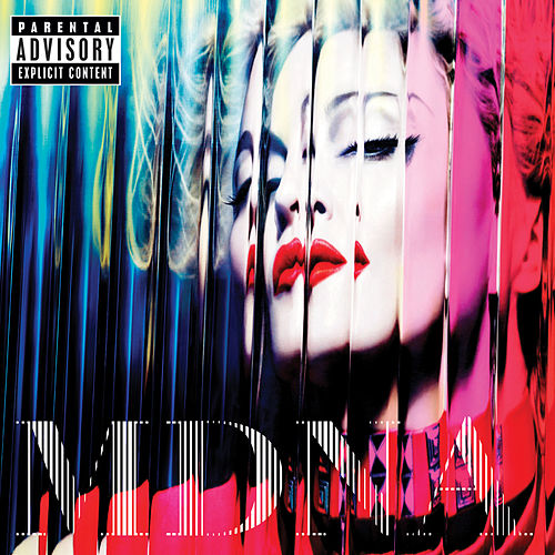 MDNA (Deluxe Version) by Madonna