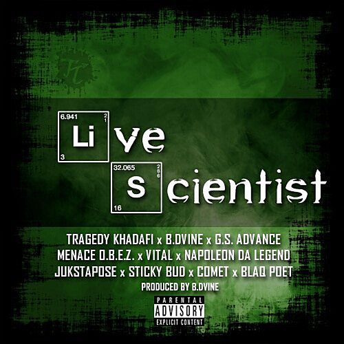 Live Scientist (Live) by B. Dvine