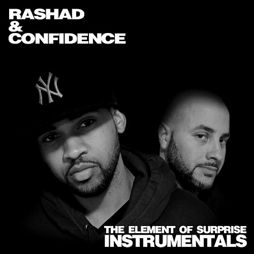 The Element Of Surprise (Instrumentals) by Rashad