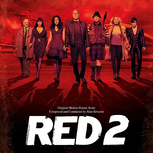 Red 2 (Original  Score) by Alan Silvestri