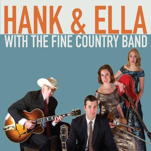 Hank & Ella with the Fine Country Band de Hank