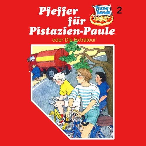Folge 2: Pfeffer für Pistazien-Paule (oder Die Extratour) von Pizzabande