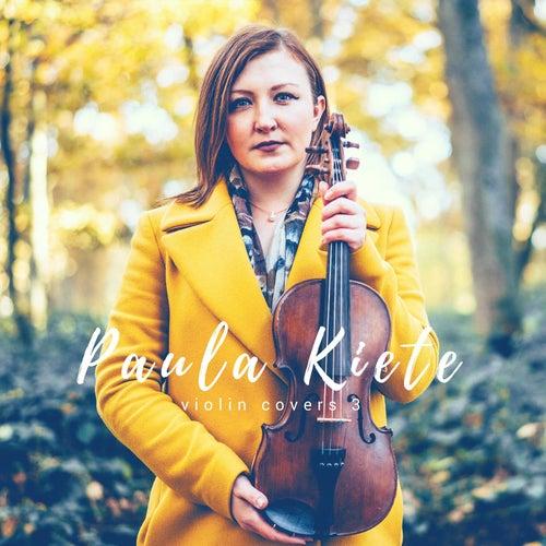 Violin Covers 3 by Paula Kiete