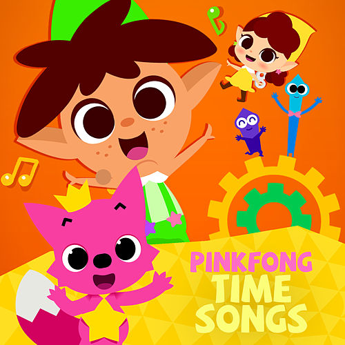 Time Songs by Pinkfong