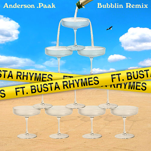 Bubblin (feat. Busta Rhymes) (Remix) by Anderson .Paak