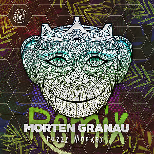 Fuzzy Monkey by Morten Granau