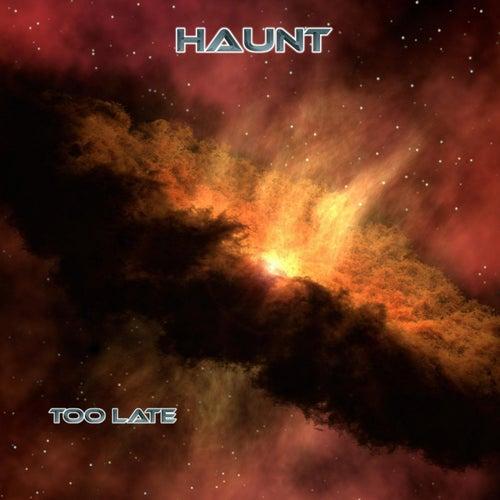 Too Late van Haunt