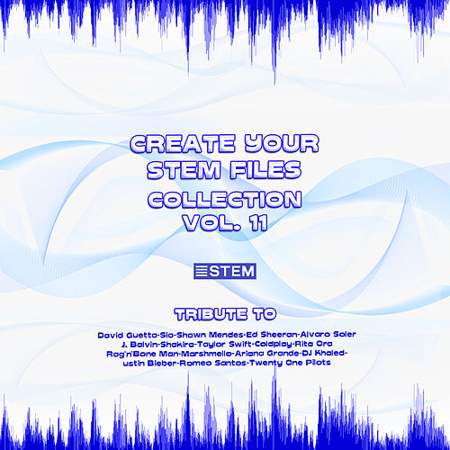Create Your Stem Files Collection, Vol. 11 (Special Instrumental Versions And tracks with separate sounds [Tribute To David Guetta-Ariana Grande-Shawn Mendez-j. Balvin Etc..]) de Express Groove