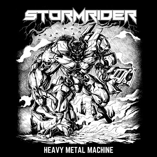 Heavy Metal Machine de Stormrider