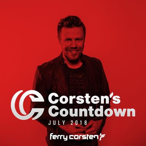 Ferry Corsten presents Corsten's Countdown July 2018 von Various Artists