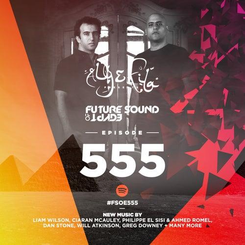 Future Sound Of Egypt Episode 555 van Various Artists