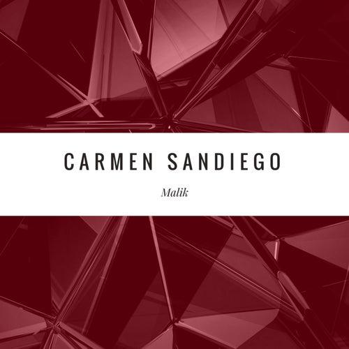 Carmen Sandiego by Malik