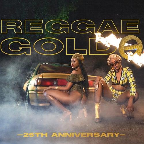 Reggae Gold 2018: 25th Anniversary de Various Artists