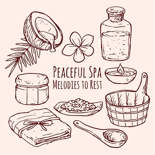 Peaceful Spa Melodies to Rest by Relaxing Spa Music