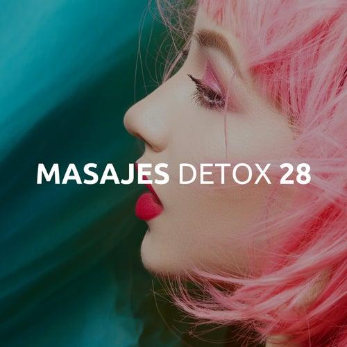 Masajes Detox 28 - Infusión Relajante Detox, Ofrece a tu Cuerpo el Descanso Diario que Necesita Gracias a los Efectos Sedantes de Agua Del Mar