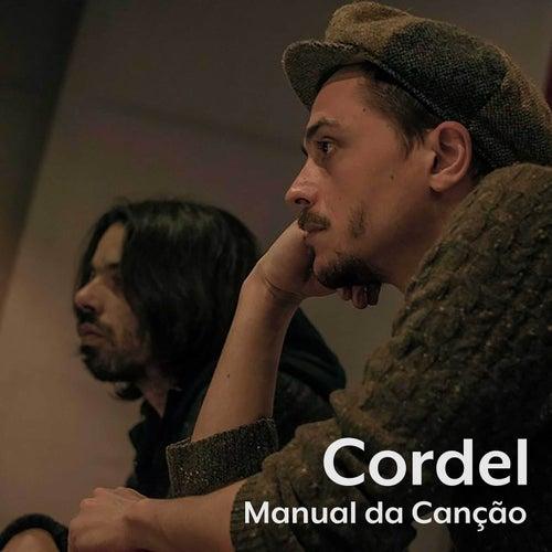 Manual da Canção (ao vivo) de Cordel