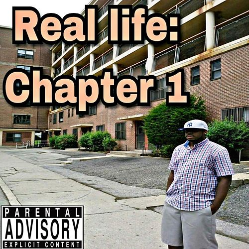Real Life: Chapter 1 de Marq Free