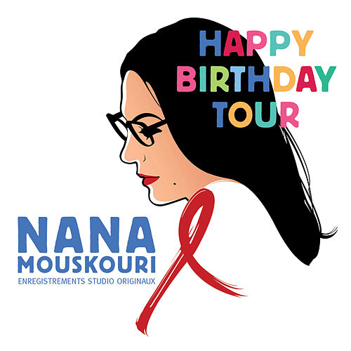Happy Birthday Tour de Nana Mouskouri