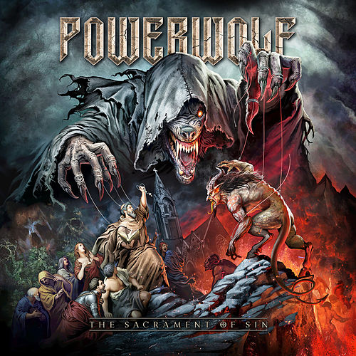 The Sacrament Of Sin (Deluxe Version) von Powerwolf