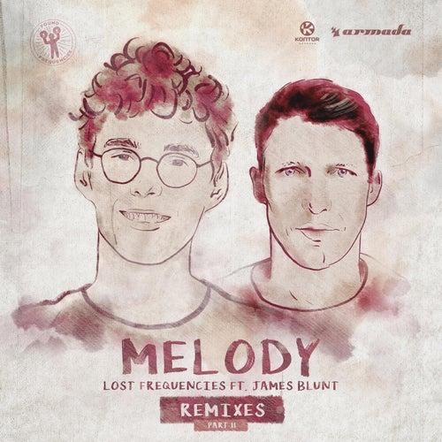 Melody (Remixes, Pt. 2) von Lost Frequencies