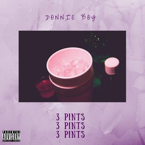 3 Pints de Donnie Boy