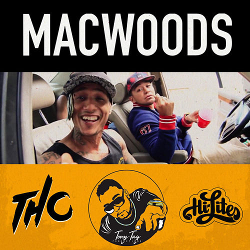 Macwoods (feat. The Hustle Crew) by Tony Tag
