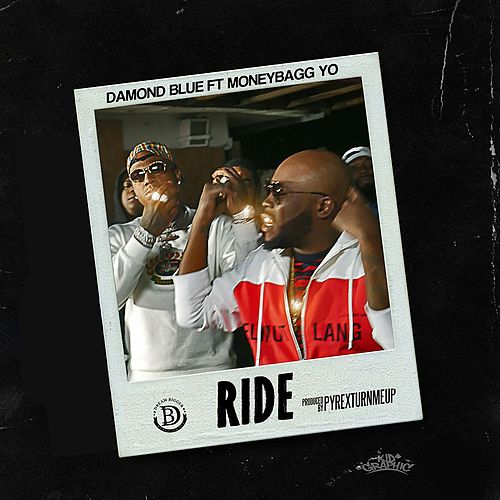Ride (feat. Moneybagg Yo) de Damond Blue