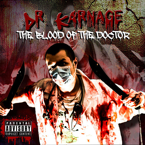 The Blood of the Doctor de Dr Karnage