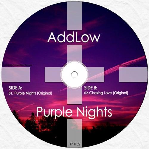 Purple Nights von AddLow