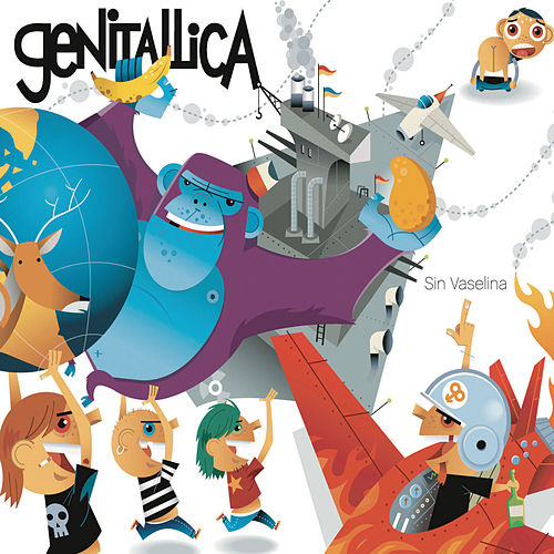 Sin Vaselina by Genitallica