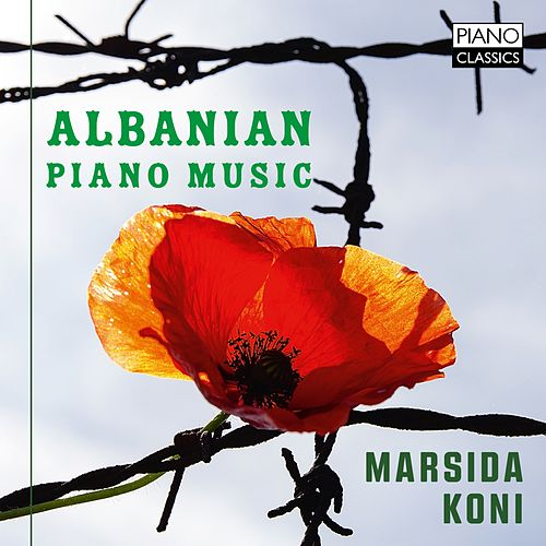 Albanian Piano Music by Marsida Koni
